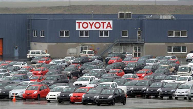 L'usine Toyota à Onnaing (France) (AFP - François Lo Presti)