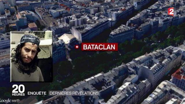 Attentats Paris : les dernières révélations de l'enquête
