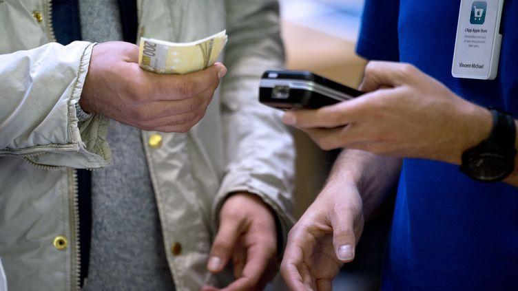 Le jeune homme avait mis au point un virus automatique. (MARTIN BUREAU / AFP)