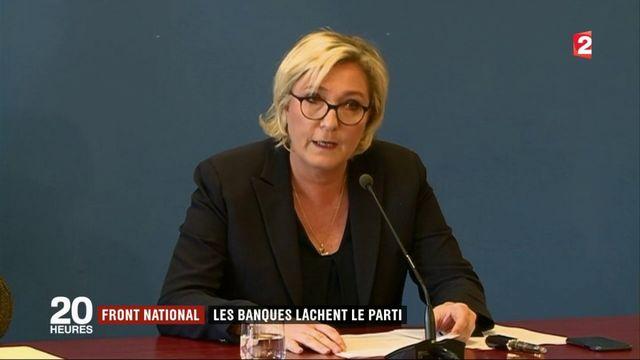 Front National : pourquoi la Société Générale a-t-elle fermé les comptes du parti ?