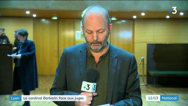 Lyon : le cardinal Barbarin face aux juges