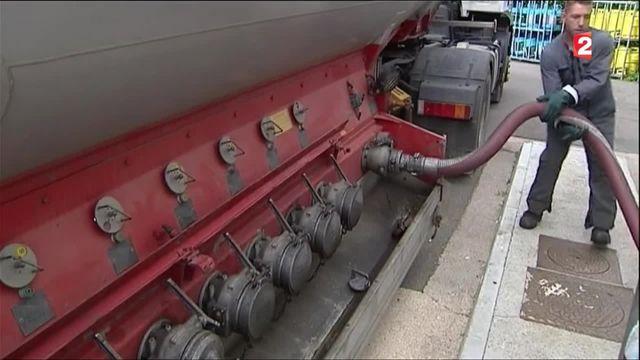 Pénurie de carburants : les professionnels doivent s'adapter