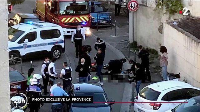 Policier tué : ses collègues lui rendent hommage, Avignon sous le choc