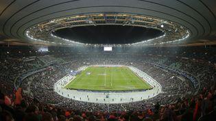 Le Stade de France à Saint-Denis (Seine-Saint-Denis), le 26 novembre 2016. (STEPHANE ALLAMAN / AFP)