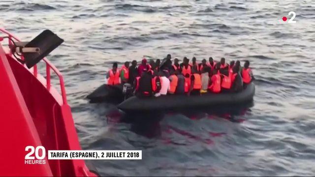 Espagne : la nouvelle route des migrants