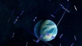 C'est ce jeudi 15 décembre que le service de GPS européen Galileo est entré officiellement en service. (France 2)