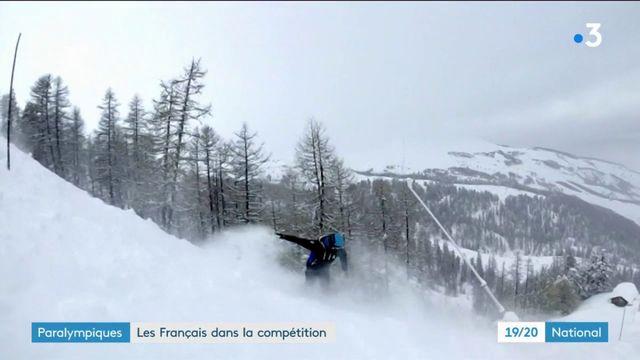 Jeux paralympiques : 15 Français dans la compétition