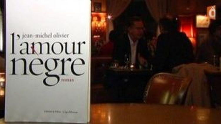 """""""L?amour nègre"""" de Jean-Michel Olivier, prix Interallié 2010  (Culturebox)"""