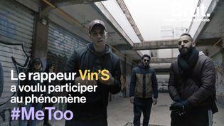 Un rappeur participe à #MeToo (BRUT)