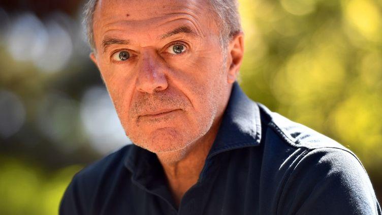 Pierre Assouline, le 28 juin 2017, à Madrid. (GERARD JULIEN / AFP)