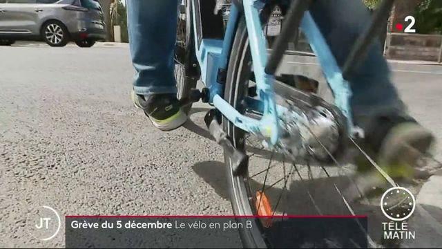 Grève du 5 décembre : le vélo, la solution alternative pour se déplacer