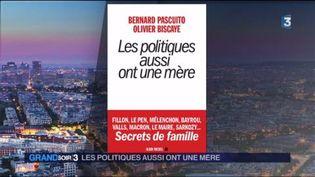 La couverture du livre Les politiques ont aussi une mère (France 3)