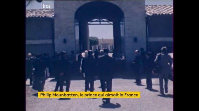 Décès du prince Philippe : ces liens très forts qu'il avait avec la France