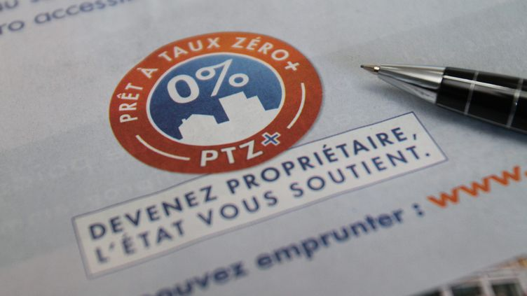 Le prêt à taux zéro (PTZ) s'adresse aux personnes souhaitant acquérir leur première résidence principale. (MAXPPP)