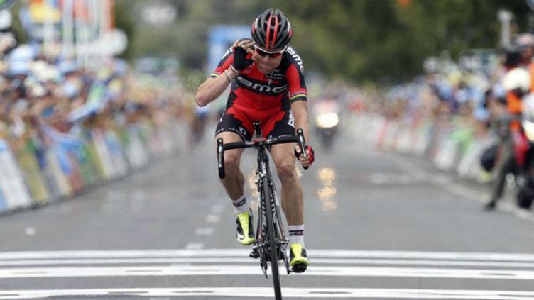Cadel Evans prend les commandes du Tour Down Under