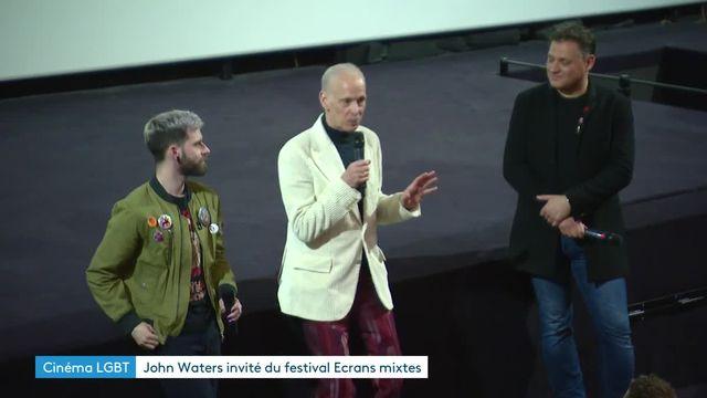 Le réalisateur John Waters Ecrans Mixtes dédiés