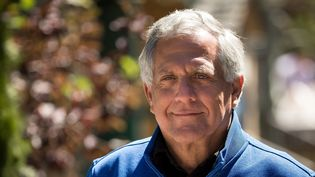 Leslie Moonves, le PDG de CBS  (Drew Angerer / GETTY IMAGES NORTH AMERICA / AFP)