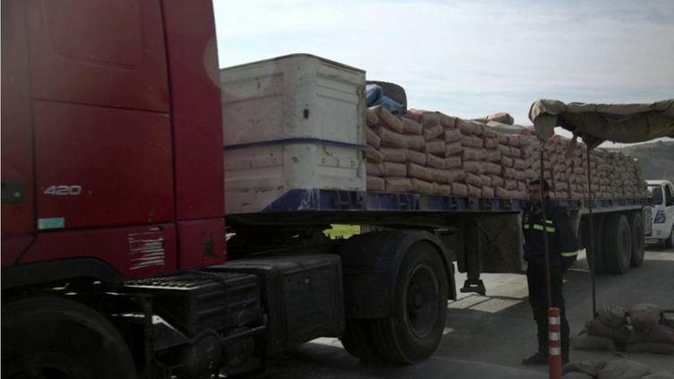 Complément d'enquête. Lafarge aurait-il vendu du ciment à l'Etat islamique ? (FRANCE 2)