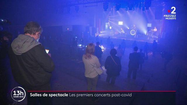 Strasbourg : un premier concert organisé avec les mesures sanitaires