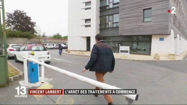 Affaire Vincent Lambert : l'arrêt des soins divise les proches