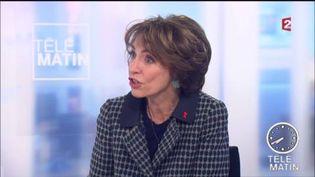 Marisol Touraine (FRANCE 2)