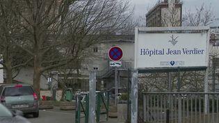 L'hôpital de Bondy, en Seine-Saint-Denis, a indiqué qu'un patient admis le 27 décembre 2019 a été diagnostiqué positif au Covid-19 a posteriori. (FRANCE 2)