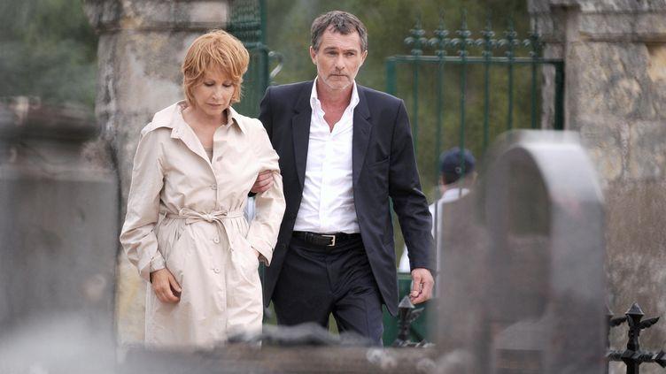 """(""""Les Hommes de l'Ombre"""", de France 2, fait partie des séries françaises les plus exportées en 2013 ©  Bernard BARBEREAU / FTV)"""
