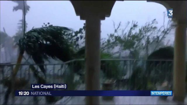 Caraïbes : après avoir violemment frappé Haïti, l'ouragan Matthew se dirige vers Cuba