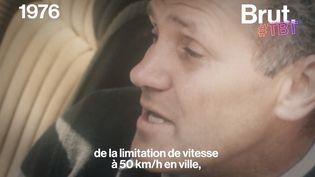 VIDEO. Limitation de la vitesse à 30km/h à Paris : comme un air de déjà vu (BRUT)