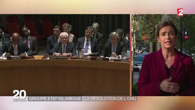 Attentats à Paris : l'ONU fait un geste symbolique