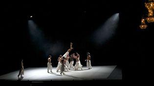"""""""Ce que le jour doit à la nuit"""", le 4 juillet 2013 au théâtre du BolchoÏ à Moscou  (Alexander Zemlianichenko/AP/SIPA)"""