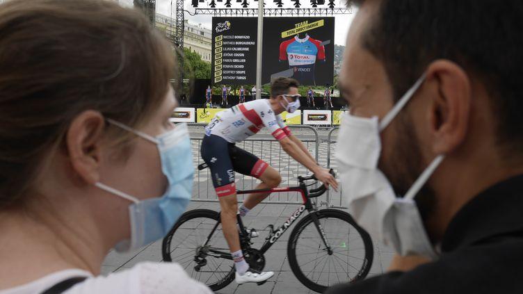 Le Tour de France 2020 sous le signe du Covid-19