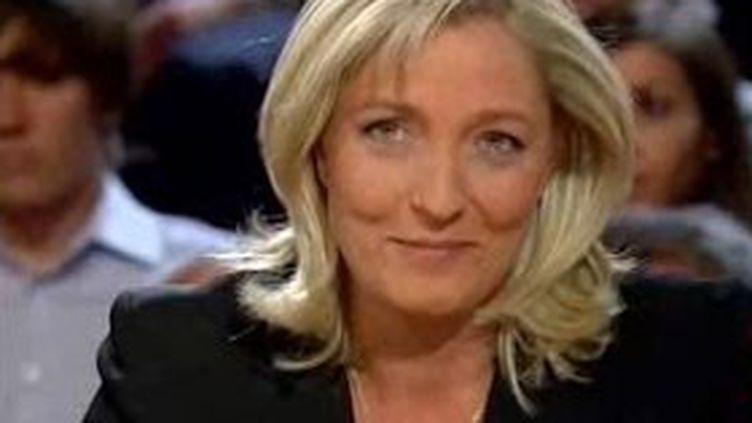 Marine Le Pen, la fille du président du Front national (France 2)