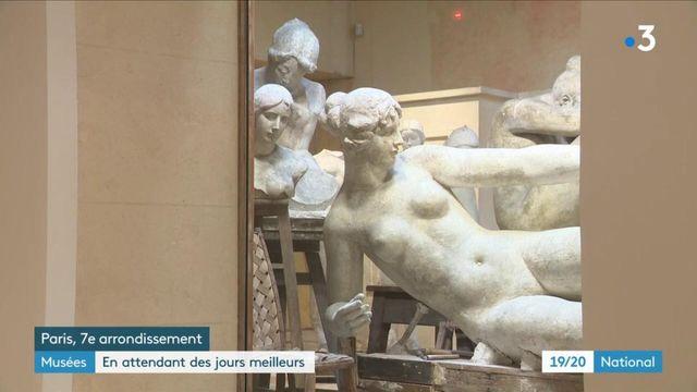 Musées : en attendant les visiteurs