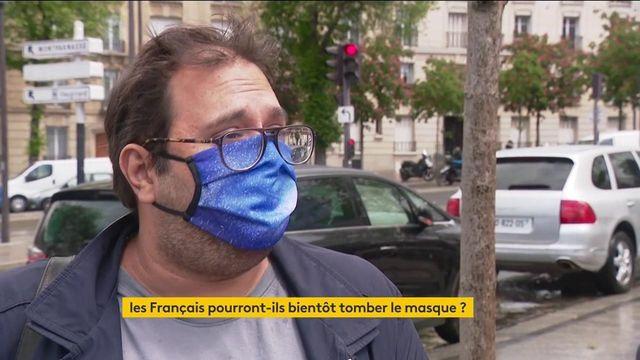 Covid-19: à quand la fin du port du masque obligatoire en France?