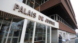 Le palais de Justice d'Albertville (Savoie), le 29 novembre 2010. (AFP)