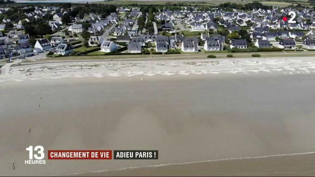 Ces Français qui quittent Paris pour une meilleure qualité de vie