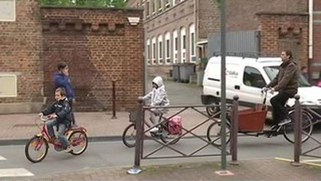 Le vélo a la cote dans les villes
