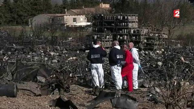 Explosions à Jonquières : le site est toujours sous étroite surveillance
