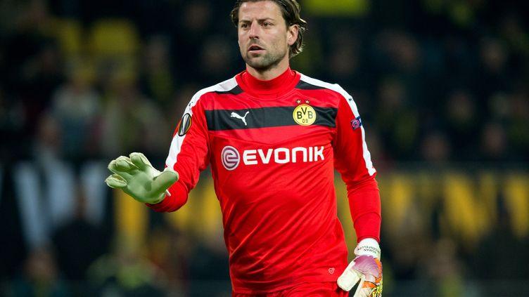 Le portier du Borussia Dortmund Roman Weidenfeller (BERND THISSEN / DPA)