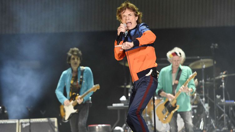Mick Jagger le 7 octobre 2016 à Indio (Californie)  (Chris Pizzello/AP/SIPA)