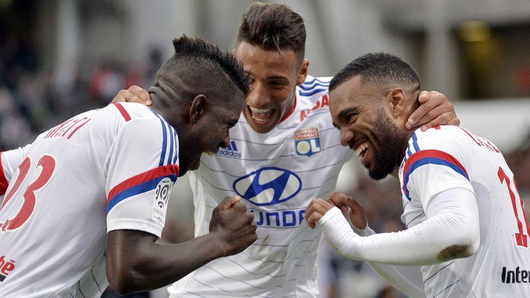 Les Lyonnais continueront-ils à danser à Bastia?  (PHILIPPE MERLE / AFP)