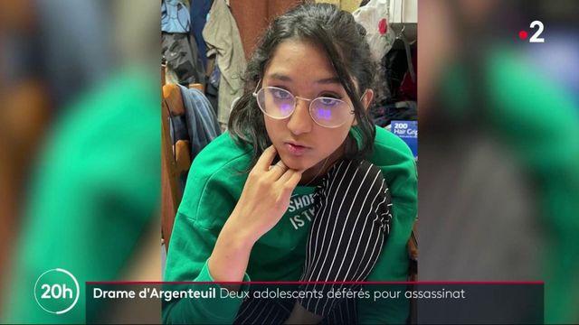 Drame d'Argenteuil : deux adolescents déférés pour l'assassinat d'Alisha