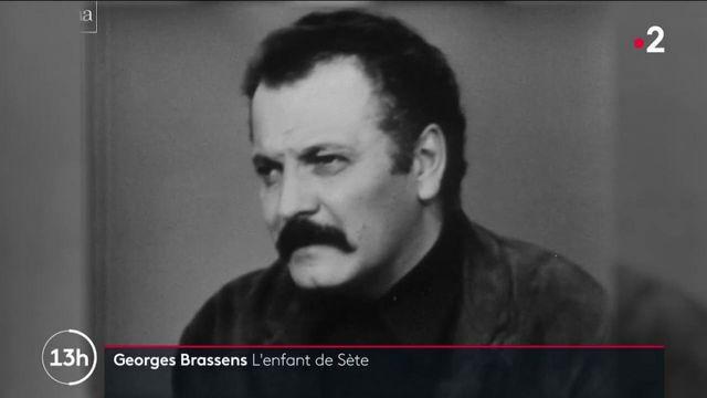 Chanson française : le centenaire de Georges Brassens célébré à Sète