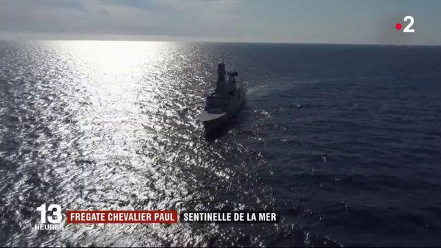 Frégate Chevalier Paul : sentinelle de la mer