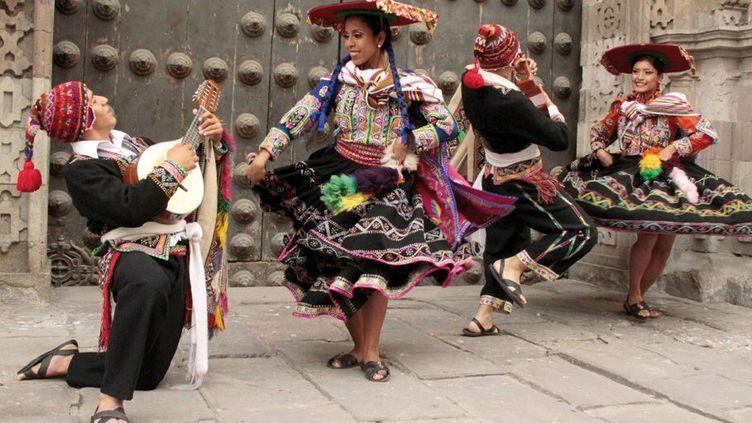 Ensemble National de folklore du Pérou  (DR)