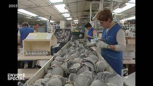 Coronavirus : quand les masques fabriqués en Bretagne s'exportaient jusqu'en Chine, ou l'histoire d'un fiasco industriel (ENVOYÉ SPÉCIAL  / FRANCE 2)