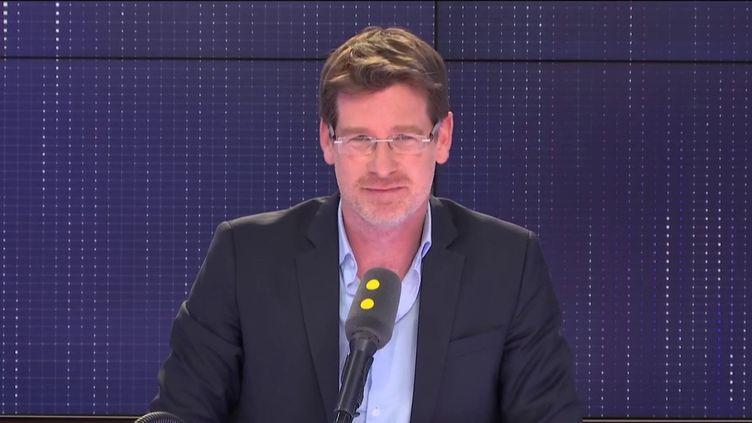 Pascal Canfin, député européen La République en marche. (FRANCEINFO / RADIO FRANCE)