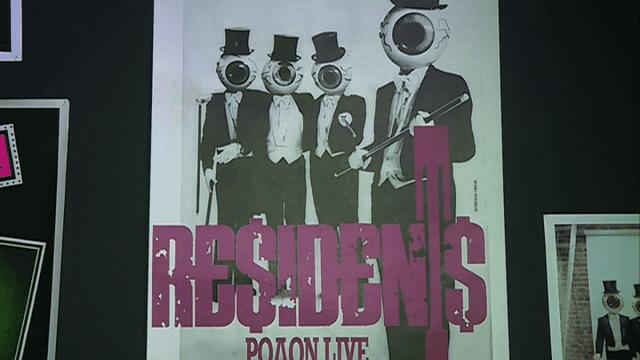Rétrospective The Residents à Bourges
