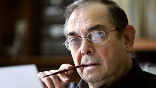 Marcel Gottlieb en mai 2005 à Paris. (FRANCOIS GUILLOT / AFP)